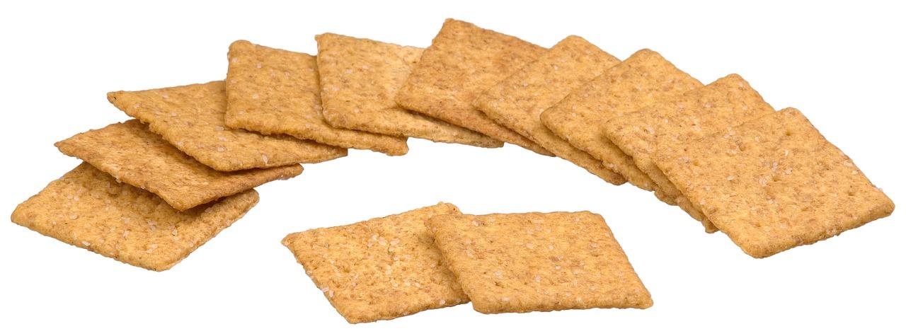 Rezept: Cashew-Sesam-Kräcker